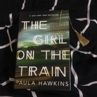 Book Review: The girl on the train (my thoughts so far)