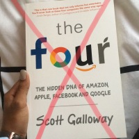 Book Review  (unfiltered): The Four